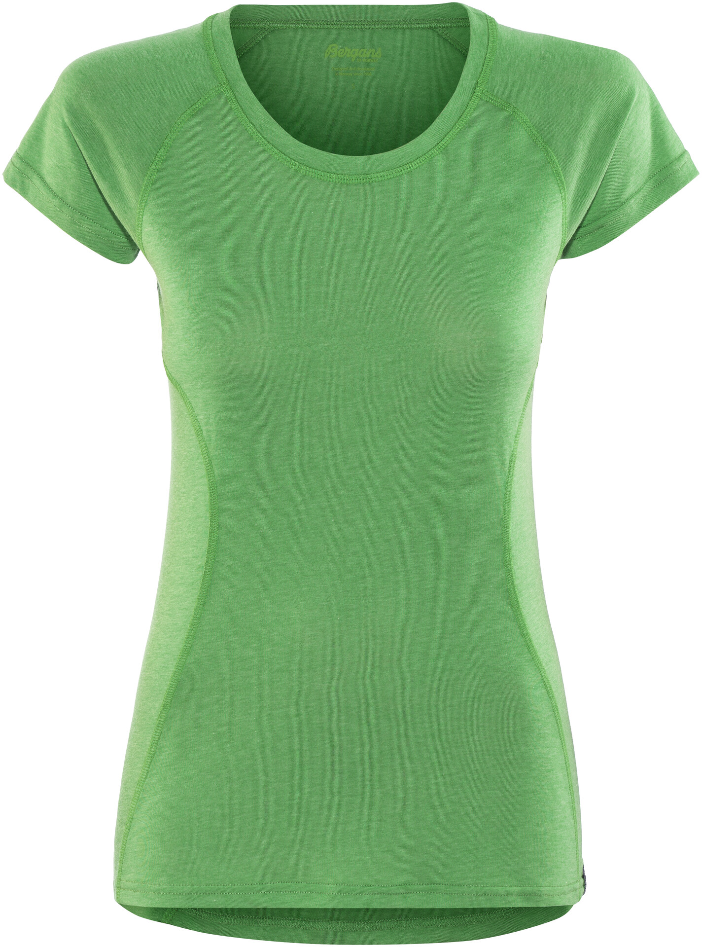 e14cd8c8 sko sko Bergans grøn Cecilie Damer Damer shirt Kortærmet outdoortøj Find T  w7Swq4v